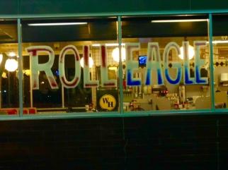 Roll Eagle